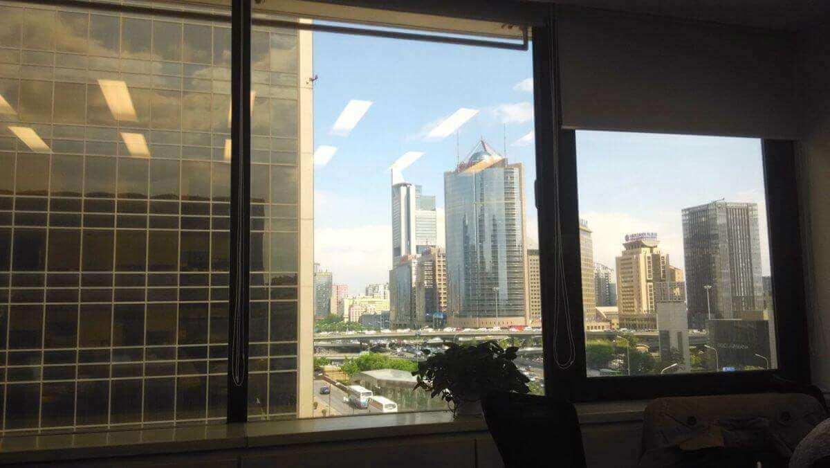 說那在北京的工作