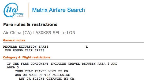 同是經濟艙座位,卻有不同的規則?細讀機票的條款