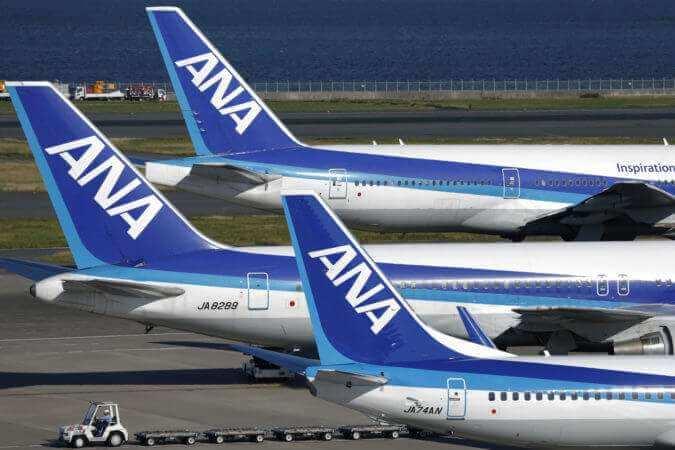 全日空 ANA Mileage Club: 路線規劃、兌換的具體例子