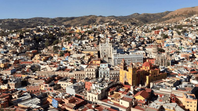 墨西哥瓜納華托 Guanajuato 貴賓室體驗 | 又記七彩山城的小日子